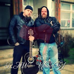 Patrick Killat und R.A.W.