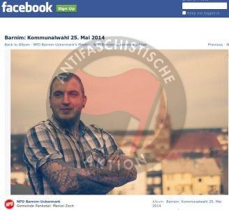 Marcel Zech - NPD Brandenburg